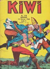 Kiwi -118- Le bossu maudit (1)