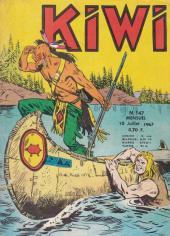 Kiwi -147- Le secret de l'indienne (2)