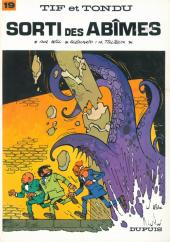 Tif et Tondu -19a1983- Sorti des abîmes
