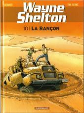 Wayne Shelton -10- La rançon