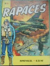 Rapaces (Impéria) -9- Bataille sans fin