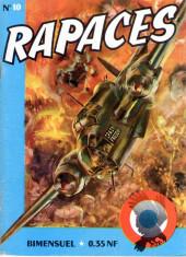 Rapaces (Impéria) -10- L'escadrille du courage