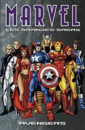 Marvel (Les grandes sagas) -9- Avengers