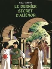 Tristan Queceluila (Les Aventures de) -8- Le dernier secret d'Aliénor
