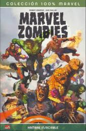 Marvel Zombies (en espagnol) -1- Hambre insaciable
