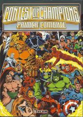 Contest of Champions -1- Primer combate