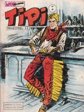 Tipi -49- Cris dans la nuit