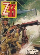 Z33 agent secret -69- Fausse identité