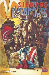 Vengadores (Los): Tomos Únicos - Siempre vengadores