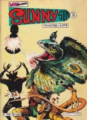 Sunny Sun -29- La planète de feu