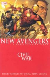 New Avengers (The) (2005) -INT05- Civil War