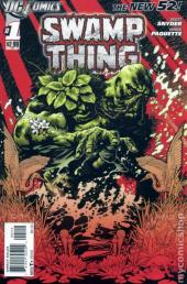 Swamp Thing (2011) -1- Raise Dem Bones