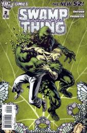 Swamp Thing (2011) -2- When It Comes A 'Knockin'