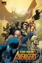 New Avengers (The) (2005) -INT06- Revolution