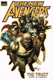 New Avengers (The) (2005) -INT07- The trust