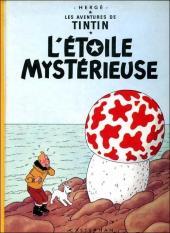 Tintin (Historique) -10C3- L'étoile mystérieuse