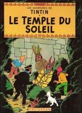 Tintin (Historique) -14C3- Le temple du soleil