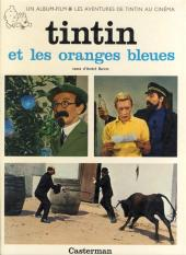 Tintin - Divers -C2b- Tintin et les oranges bleues