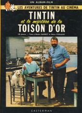Tintin - Divers -C1d- Tintin et le mystère de la toison d'or