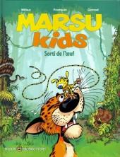 Marsu Kids -1- Sorti de l'œuf