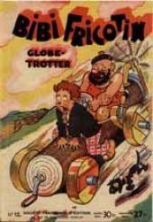 Bibi Fricotin (2e Série - SPE) (Après-Guerre) -12- Bibi Fricotin globe-trotter