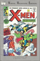 Uncanny X-Men (The) (Marvel comics - 1963) -1MIL- X-men