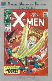 Uncanny X-Men (The) (Marvel comics - 1963) -28MIL- Banshee