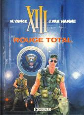 XIII -5a1991/10- Rouge total