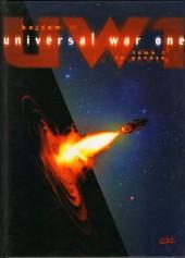 Universal War One -1- La genèse