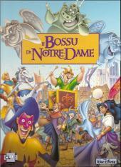 Les classiques du dessin animé en bande dessinée -20- Le Bossu de Notre-Dame