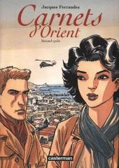 Carnets d'Orient -INT2- Second cycle