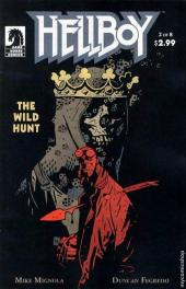 Hellboy (1994) -38- The wild hunt 2