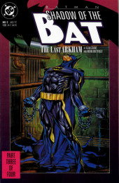 Batman: Shadow of the Bat (1992) -3- The last arkham