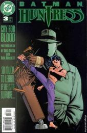 Batman/Huntress: Cry for Blood (2000) -3- Cry for blood