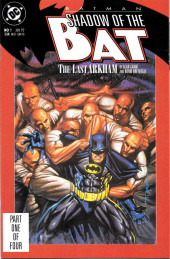 Batman: Shadow of the Bat (1992) -1- The last arkham
