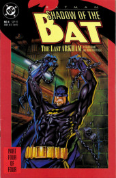 Batman: Shadow of the Bat (1992) -4- The last arkham