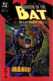 Batman: Shadow of the Bat (1992) -4- The last arkham