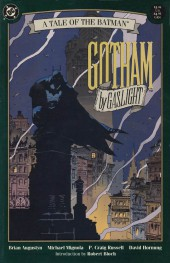 Batman (One shots - Graphic novels) -OS- Gotham by Gaslight: An Alternate History of the Batman
