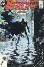 Detective Comics (1937) -587- Detective comics : batman