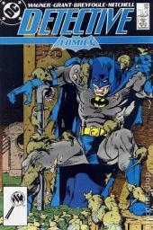 Detective Comics (1937) -585- Detective comics : batman