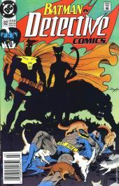 Detective Comics (1937) -612- Detective comics : batman