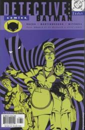Detective Comics (1937) -758- Detective Comics: Batman