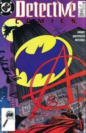 Detective Comics (1937) -608- Detective comics : batman