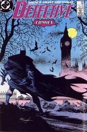 Detective Comics (1937) -590- Detective comics : batman
