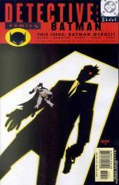 Detective Comics (1937) -753- Detective comics : batman