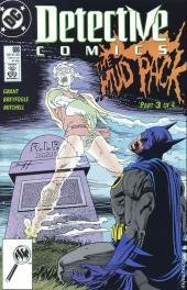 Detective Comics (1937) -606- Detective comics : batman