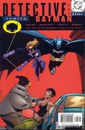 Detective Comics (1937) -762- Detective comics : batman