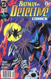 Detective Comics Vol 1 (1937) -621- Detective comics : batman