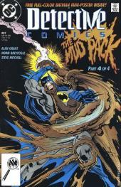 Detective Comics Vol 1 (1937) -607- Detective comics : batman