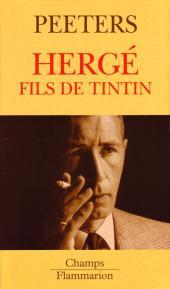 (AUT) Hergé -4a- Hergé fils de Tintin
